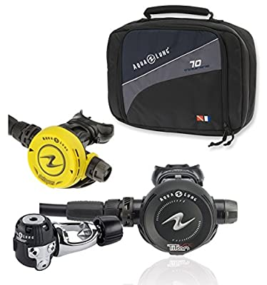 Aqua Lung Titan Regulator Octo Bag Scuba Gear Package (Closeout Sale)