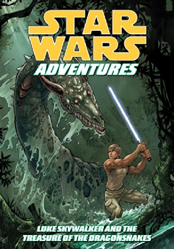 Star Wars Adventures: Luke Skywalker and the Treasure of the (Star Wars Adventures)