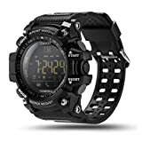 YENOCK Smart Watch, Bluetooth Digital LED Sports Smart watch 5ATM Waterproof SMS Notifier Pedometer Best Gift For Kids and Friends