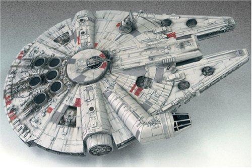1/72 STARWARS Millennium Falcon (Fine Molds Millennium Falcon)