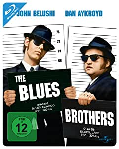 Blues Brothers - Steelbook [Alemania] [Blu-ray]