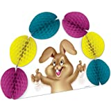 Easter Bunny Pop-Over Centerpiece Party Accessory (1 count) (1/Pkg)