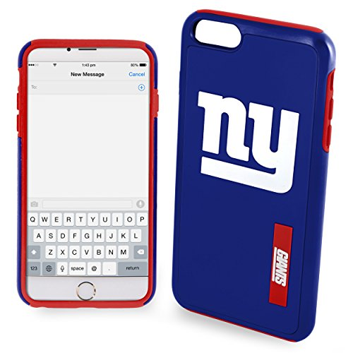 Forever Collectibles - Licensed NFL Cell Phone Case for Apple iPhone 6 (New York Case)