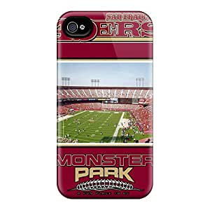 JonathanMaedel Iphone 6 Perfect Hard Cell-phone Cases Unique Design Stylish San Francisco 49ers Skin [TuY14857KXoi]