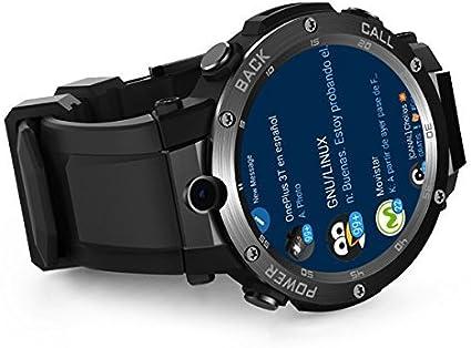 Zeblaze Thor S 3G Smartwatch Phone 1,39 Pulgadas Reloj Inteligente ...