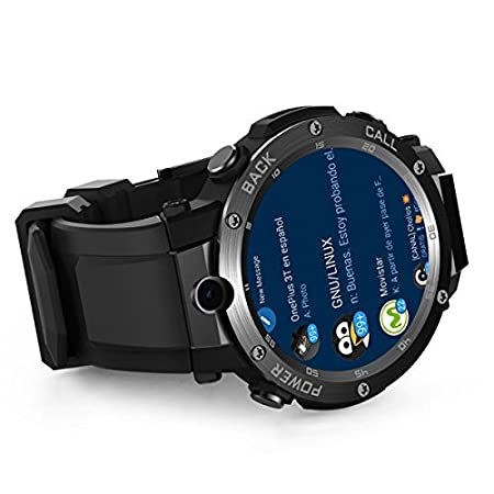 Zeblaze Thor S 3G Smartwatch Phone 1,39 Pulgadas Reloj ...