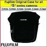 Fujifilm Deluxe Padded Nylon Case for Series S. S2950 S2980 S3200 S4000 S4200 S4300 S4500
