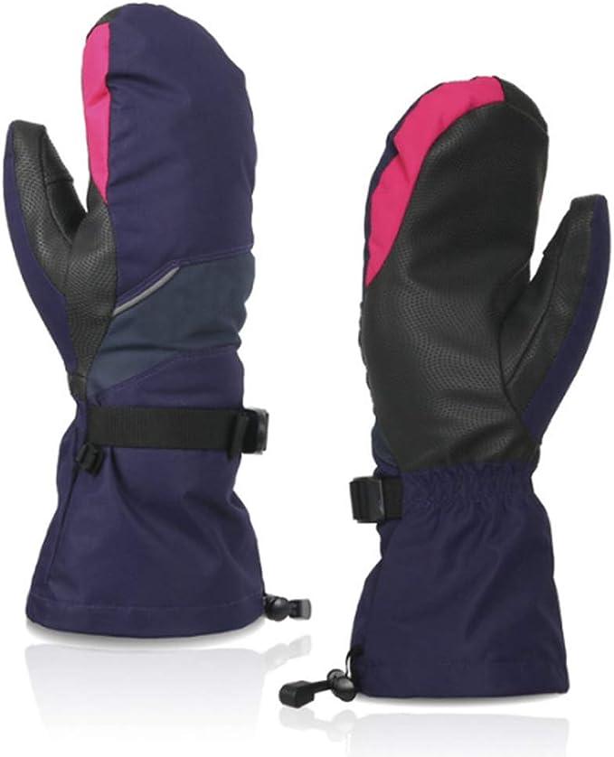 Guantes de esquí para mujer Guantes de pantalla táctil ...