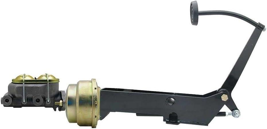 "1947-54 Chevy Truck Frame Mount Booster Conversion Kit Brake Pedal 7/"" Dual"