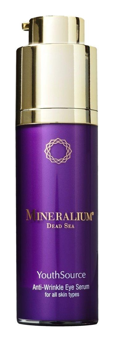 mineralium Dead Sea youthsource Mineral Anti-Falten Augenpflege Serum 1, 7FL OZ/50ml 7FL OZ/50ml