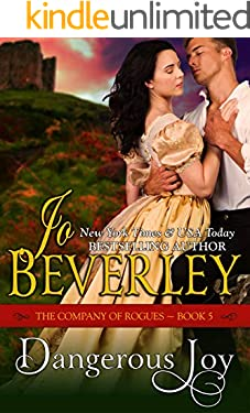 Dangerous Joy (The Company of Rogues Series, Book 5): Regency Romance