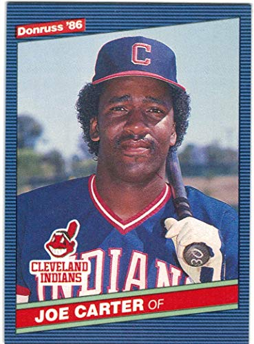 info for 0aa5b 2bbe5 Amazon.com: 1986 Donruss Cleveland Indians Team Set with Joe ...