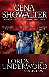 Lords of the Underworld Collection 1: The Darkest Night\The Darkest Kiss\The Darkest Pleasure