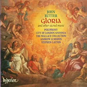 Gloria And Other Sacred Music