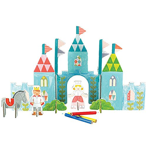 and Build Pop-Out, Castle Playset ()