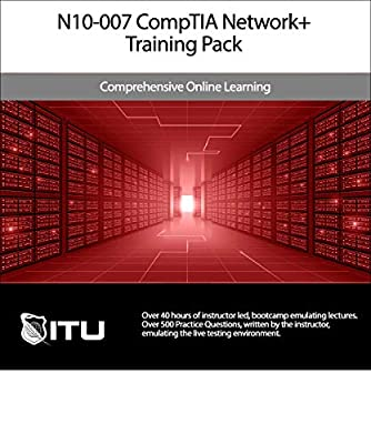 N10-007 CompTIA Network+ Training Pack (Online Registration Code)