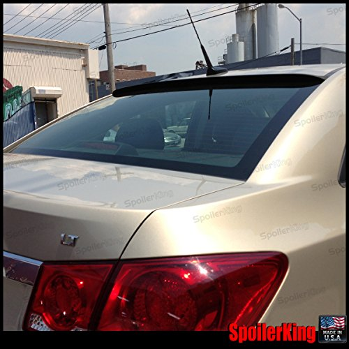 Chevy Cruze 2008-2016 Rear Window Roof Spoiler (284R)