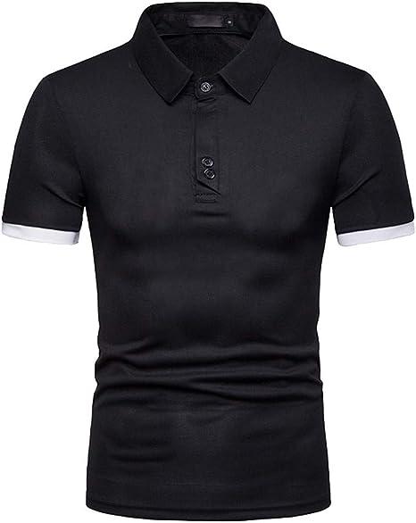 Blusa de Hombre Camisetas de Hombre de Color sólido Lino Casual para Hombres Camisas de Manga Larga Blusa de Hombre Ropa de Hombre Camisa Negra Hombre Camisas Estampadas Hombre Polos Hombre Jodier: