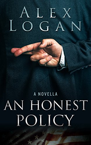 """#freebooks – """"An Honest Policy,"""" a satirical dystopian novella about a corrupt politician's election against an unearthed eldritch god. Free until May 23rd at 11:59 PM (PT)."""