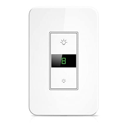 Lighting Parts & Accessories Smart LED Light Dimmer WiFi Wall Touch