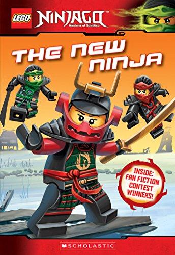 Amazon.com: The New Ninja (LEGO Ninjago: Chapter Book #9 ...