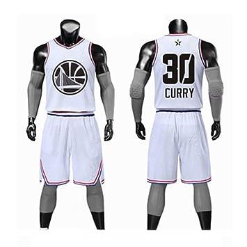 Camiseta De Baloncesto NBA Fan Jersey All-star Stephen Curry/Kevin Durant/James