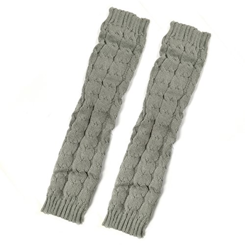 Wrapables Ribbed Cable Warmers Women