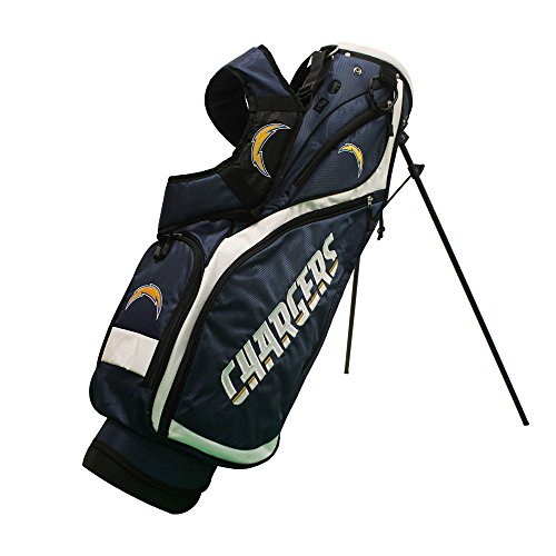 Team Golf 32627 San Diego Chargers NFL Nassau Stand Bag by Team Golf