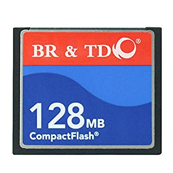 CompactFlash Card Industrial Grade SLC Nand 128MB Industrial Compact Flash Memory Cards