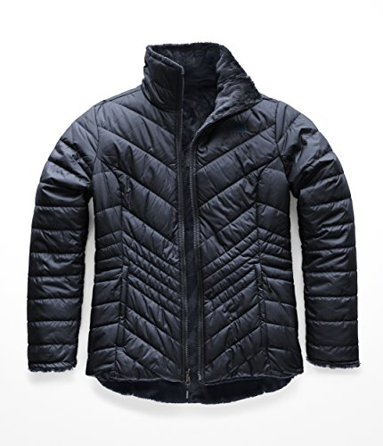 (The North Face Women's Mossbud Insulated Reversible Jacket Urban Navy)