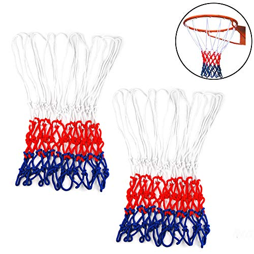 Best Heavy Duty Basketball Net - Basketball Net Replacement, All-Weather Anti Whip