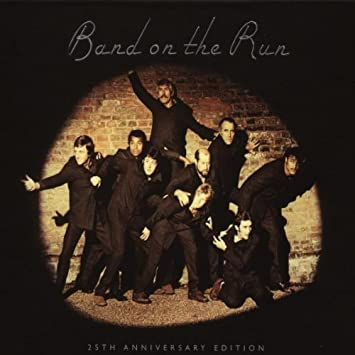 Band On The Run 25th Anniversary Edition