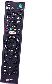VINABTY RMT-TX200E - Mando a Distancia Compatible con Sony TV KD ...