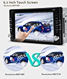 Car DVD Player Bluetooth 2din GPS Navi Car Audio