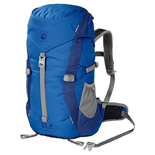 Jack Wolfskin Kids Alpine Trail Day Pack, Classic Blue