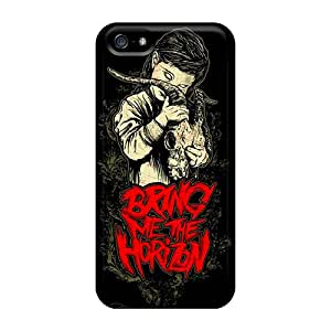 AaronBlanchette Iphone 5/5s Protective Hard Phone Cover Allow Personal Design Stylish Bmth Skin [xaY5575Dpma]