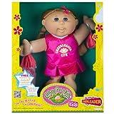 Cabbage Patch Kids Doll – Cheerleader, Caucasian Girl, Blond Hair, Baby & Kids Zone