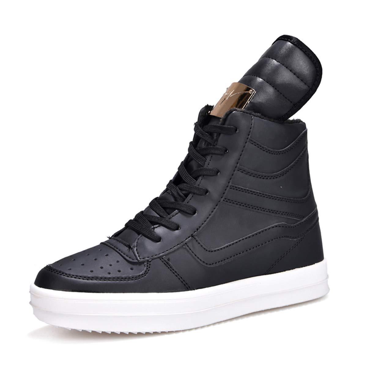DANDANJIE Herren High Top Laufschuhe Sport Basketball Schuhe Mode Wanderschuhe Casual Retro Skateboard Schuhe