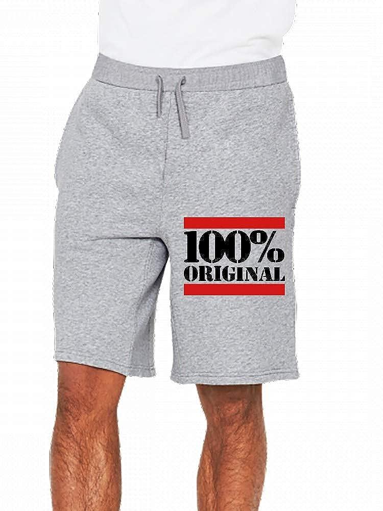 Original 100 Mens Casual Shorts Pants