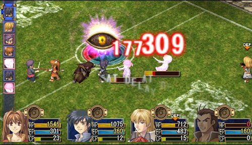 The Legend of Heroes: Trails in the Sky - Sony PSP by Xseed Games (Image #3)