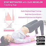 Kegel Exerciser with App Real-time Biofeedback