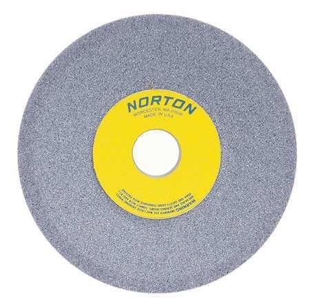 Dish Grinding Whl, 6x1/2x1-1/4, AO, 60G, PK5 by Norton Abrasives - St. Gobain
