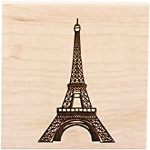 Clearsnap Wood Mount Stamps, Eiffel Tower