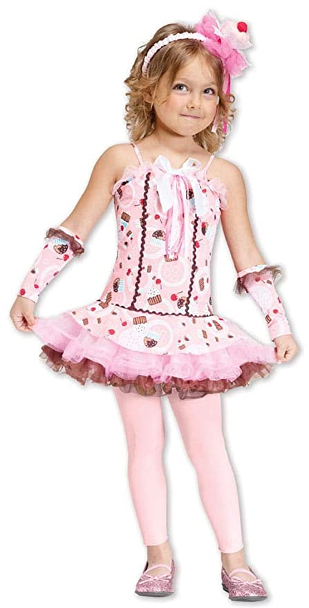 5239af0b4a18 Dolce Muffin toddlers Costume S: Amazon.it: Giochi e giocattoli
