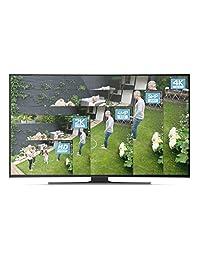 Amcrest NV2104E 1080p POE NVR (4CH 1080p 3MP 4MP 5MP 6MP) Grabadora de vídeo en red Soporta hasta 4 x 1080p (2.1MP) POE Cámaras IP 30fps en tiempo real, soporta hasta 6TB HDD