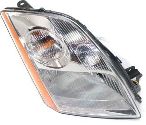 Nissan Sentra 2.0L Replacement Headlight Assembly - Passenger Side