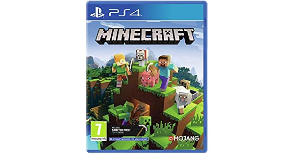 Minecraft by Mojang for PlayStation 4: Amazon.es: Videojuegos