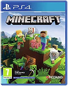 Minecraft Video Game for PlayStation 4
