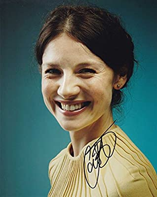 Caitriona Balfe in-person autographed photo Outlander