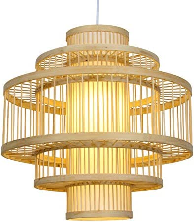 LITFAD Drum Single Pendant Light